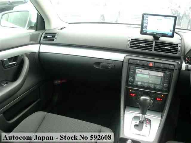 STOCK No.592608 AUDI A4 Image3