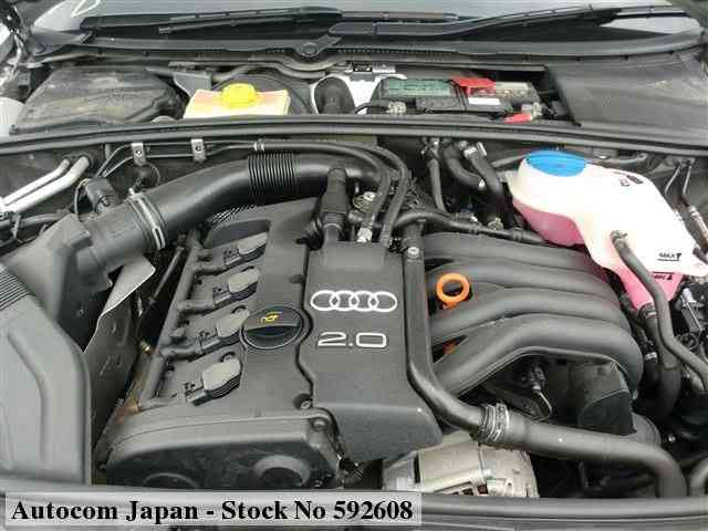 STOCK No.592608 AUDI A4 Image6