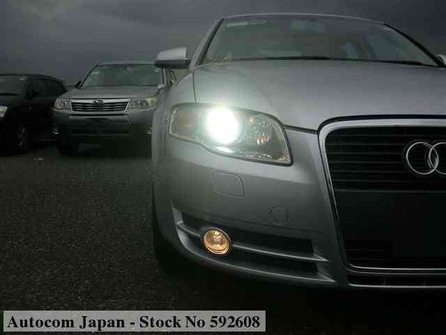 STOCK No.592608 AUDI A4 Image19