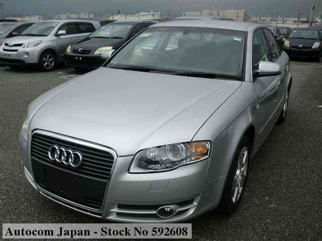 STOCK No.592608 AUDI A4 Image21