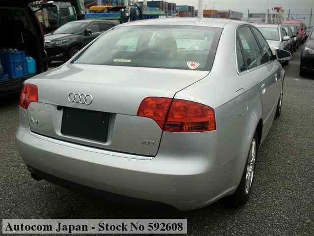 STOCK No.592608 AUDI A4 Image22
