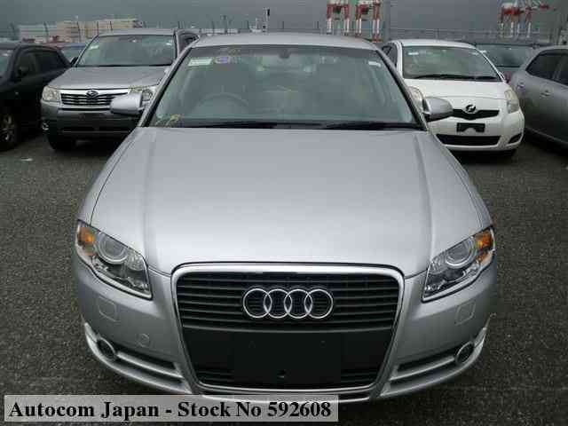 STOCK No.592608 AUDI A4 Image23