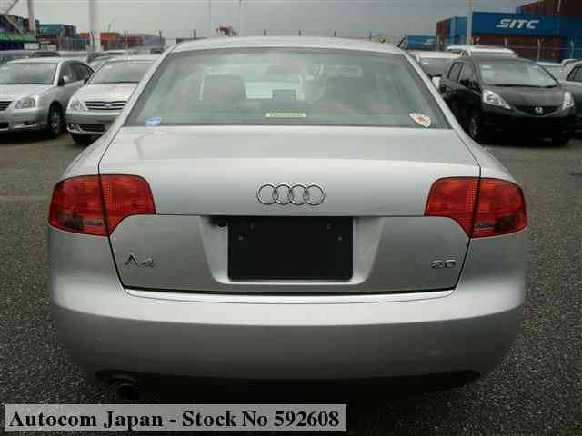 STOCK No.592608 AUDI A4 Image24