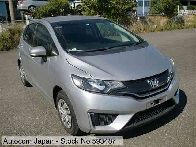 used honda fit 2015 for sale no 593487 autocom japan 2015 honda fit