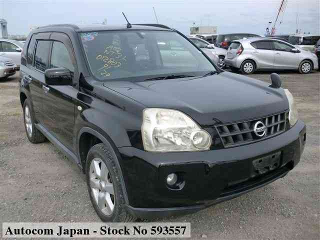 STOCK No.593557 NISSAN X-TRAIL Image1