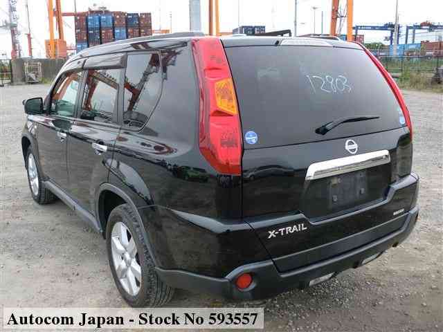 STOCK No.593557 NISSAN X-TRAIL Image2
