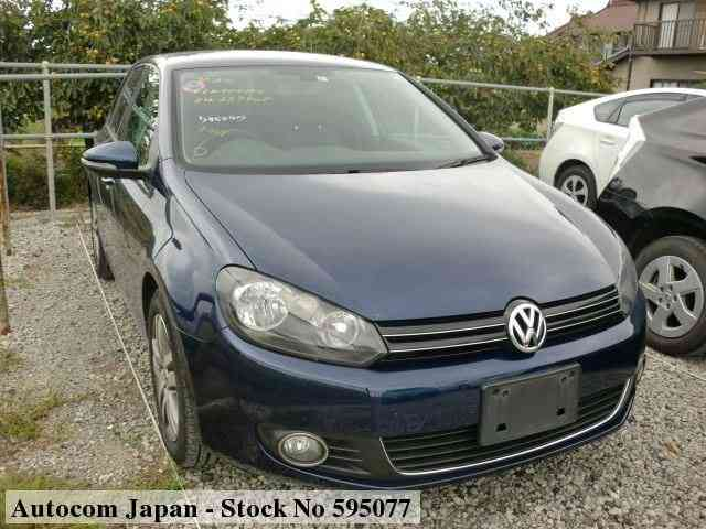 STOCK No.595077 VOLKS WAGEN GOLF Image1