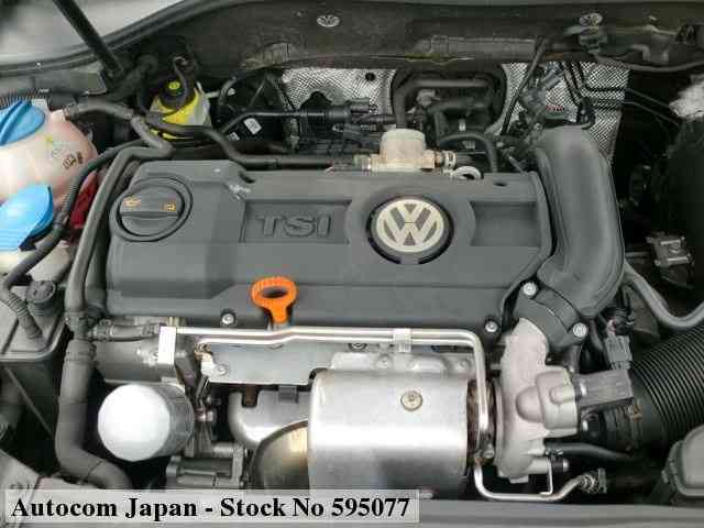 STOCK No.595077 VOLKS WAGEN GOLF Image5