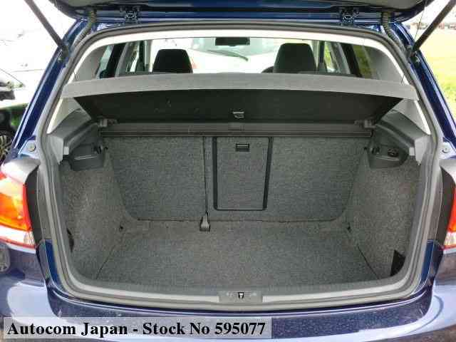 STOCK No.595077 VOLKS WAGEN GOLF Image9
