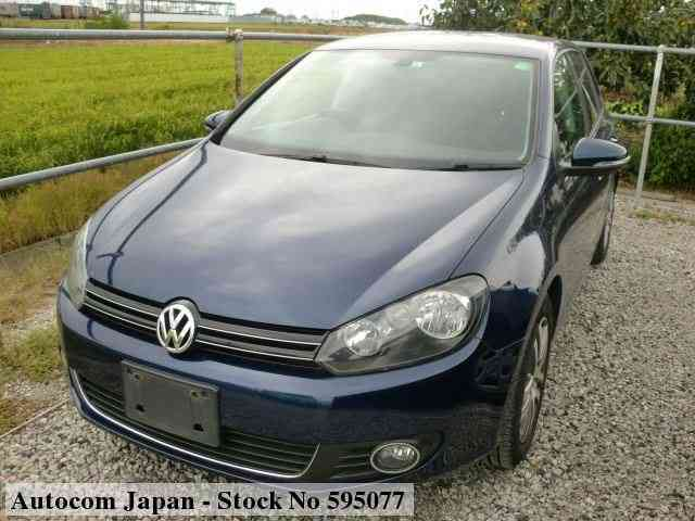 STOCK No.595077 VOLKS WAGEN GOLF Image16
