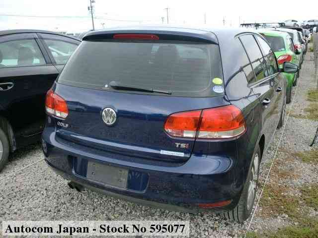 STOCK No.595077 VOLKS WAGEN GOLF Image17