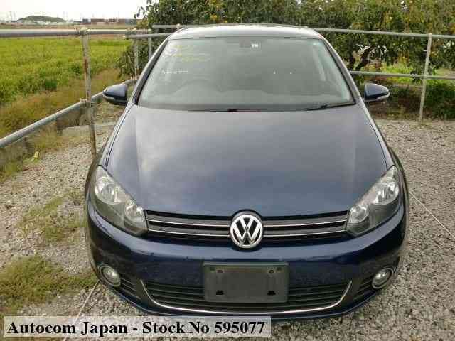 STOCK No.595077 VOLKS WAGEN GOLF Image18