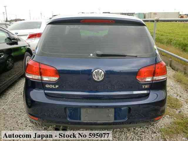 STOCK No.595077 VOLKS WAGEN GOLF Image19