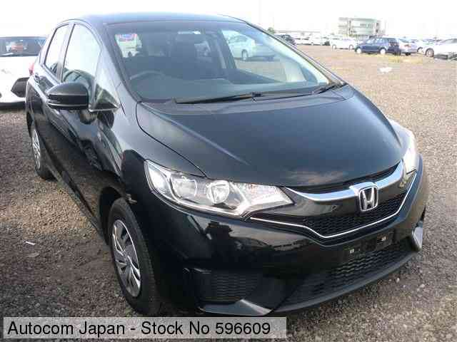 STOCK No.596609 HONDA FIT Image1