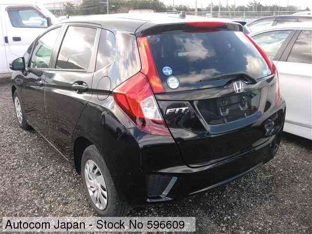 STOCK No.596609 HONDA FIT Image2