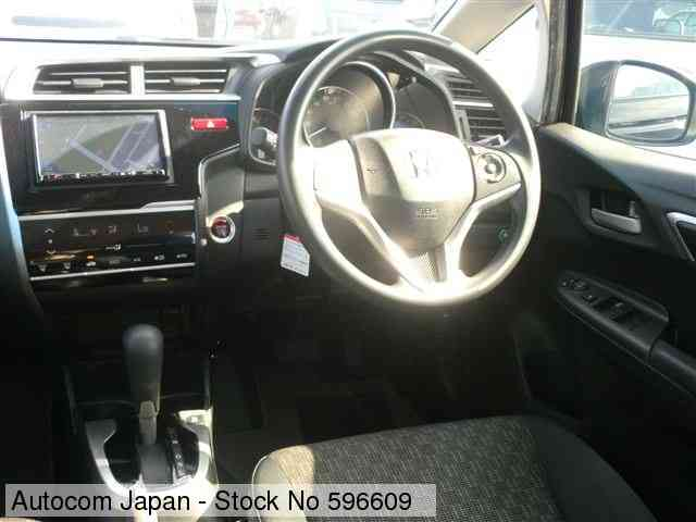 STOCK No.596609 HONDA FIT Image3