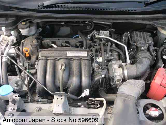 STOCK No.596609 HONDA FIT Image5
