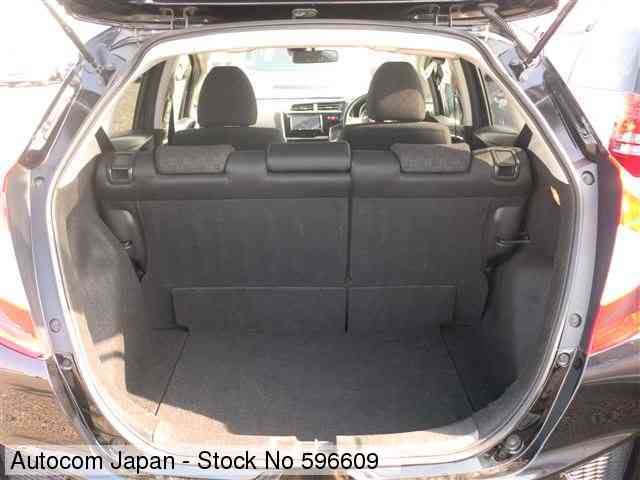 STOCK No.596609 HONDA FIT Image9