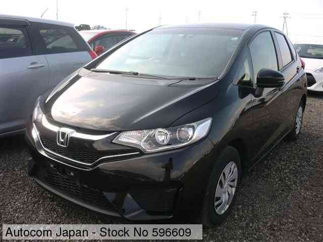 STOCK No.596609 HONDA FIT Image19