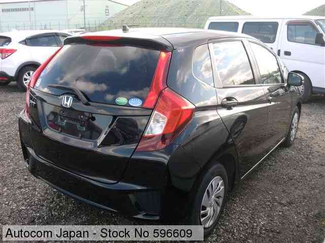 STOCK No.596609 HONDA FIT Image20