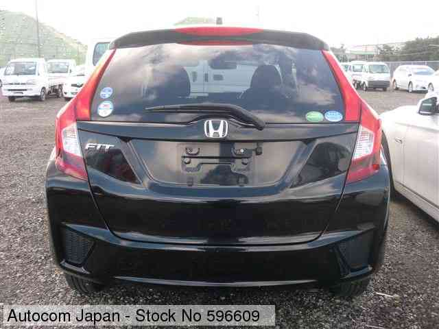 STOCK No.596609 HONDA FIT Image22