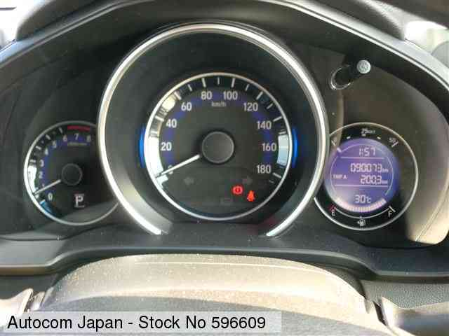 STOCK No.596609 HONDA FIT Image23