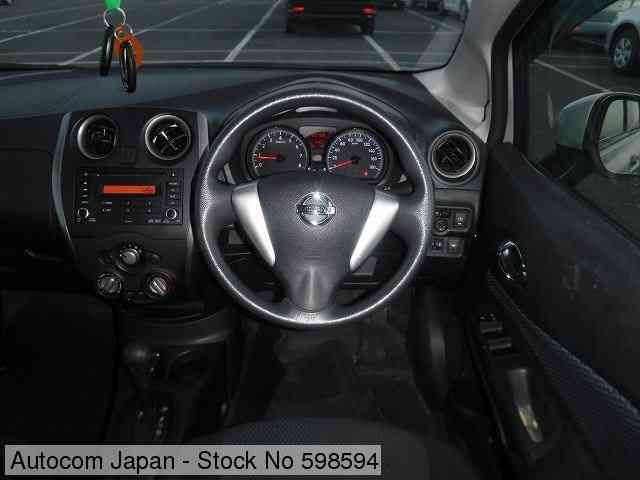 STOCK No.598594 NISSAN NOTE Image3