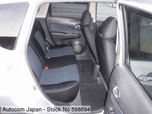 STOCK No.598594 NISSAN NOTE Image4