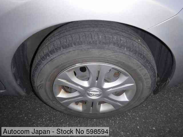 STOCK No.598594 NISSAN NOTE Image9