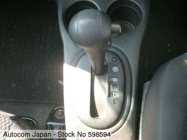 STOCK No.598594 NISSAN NOTE Image12