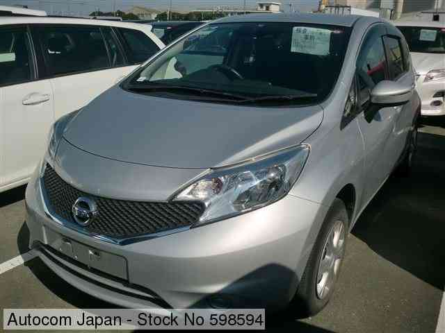 STOCK No.598594 NISSAN NOTE Image16