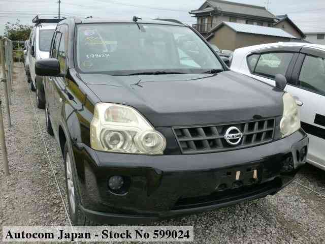 STOCK No.599024 NISSAN X-TRAIL Image1