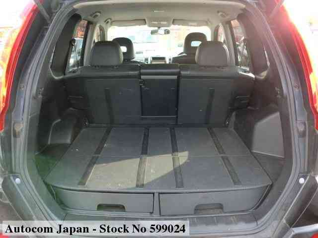 STOCK No.599024 NISSAN X-TRAIL Image9
