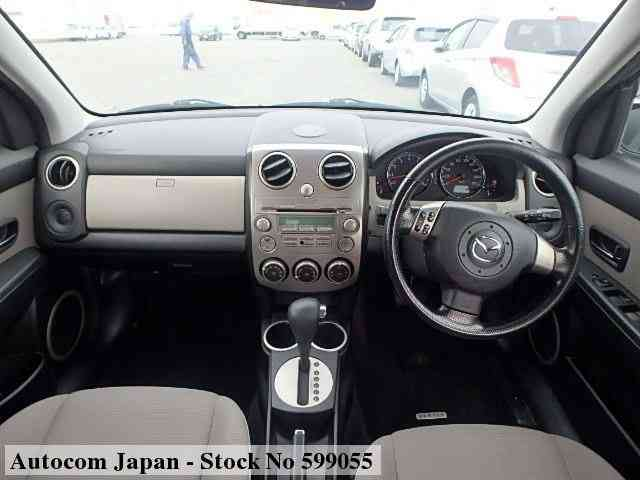 STOCK No.599055 MAZDA VERISA Image3