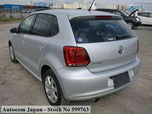 STOCK No.599763 VOLKS WAGEN POLO Image2