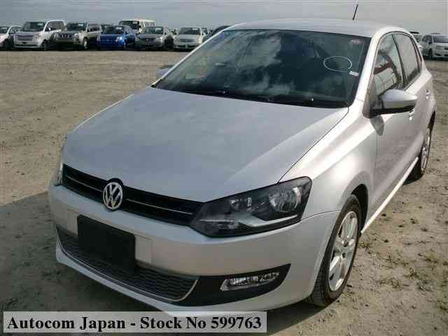 STOCK No.599763 VOLKS WAGEN POLO Image22