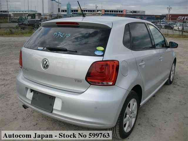 STOCK No.599763 VOLKS WAGEN POLO Image23