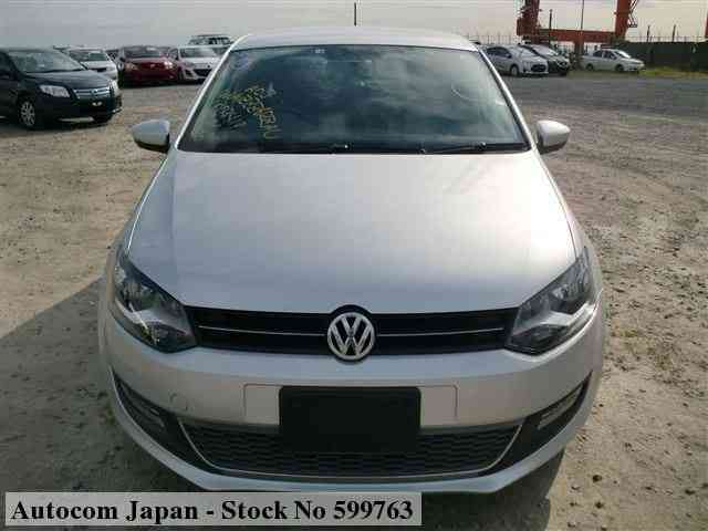 STOCK No.599763 VOLKS WAGEN POLO Image24