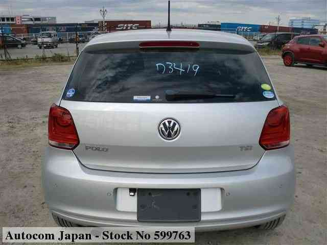 STOCK No.599763 VOLKS WAGEN POLO Image25