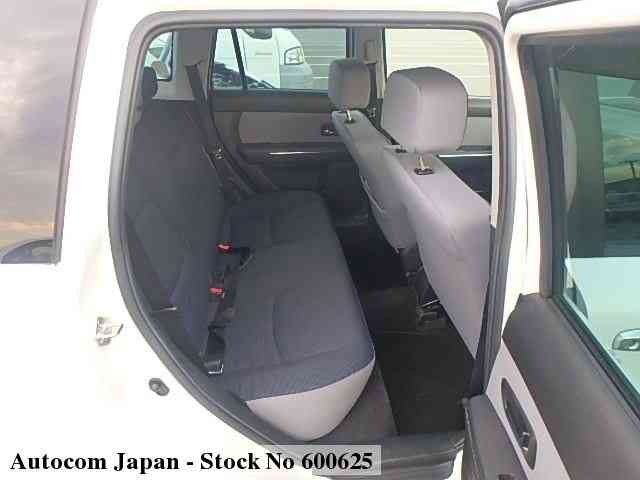 STOCK No.600625 MAZDA VERISA Image4