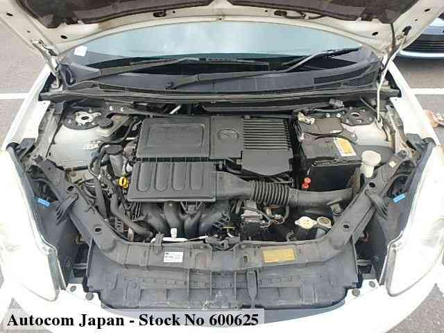 STOCK No.600625 MAZDA VERISA Image5