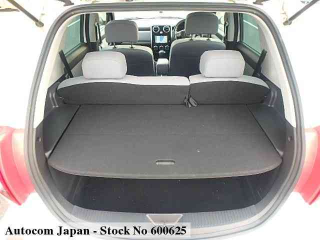 STOCK No.600625 MAZDA VERISA Image9