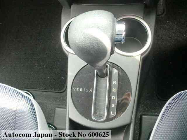 STOCK No.600625 MAZDA VERISA Image13