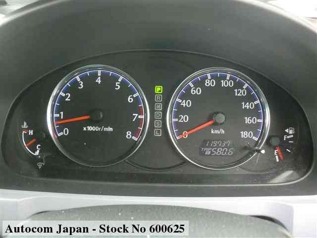 STOCK No.600625 MAZDA VERISA Image20