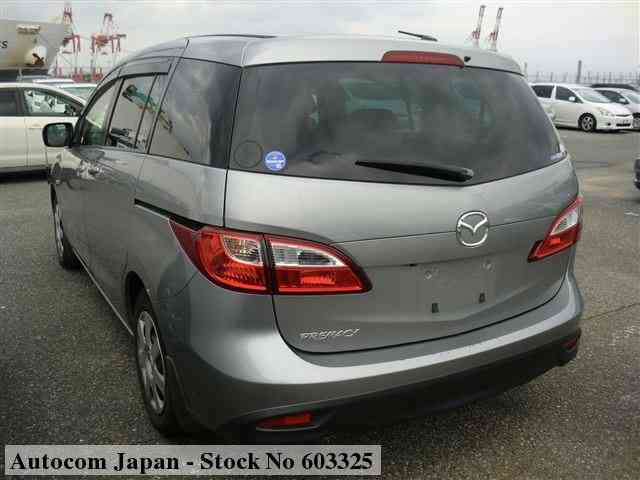 STOCK No.603325 MAZDA PREMACY Image2