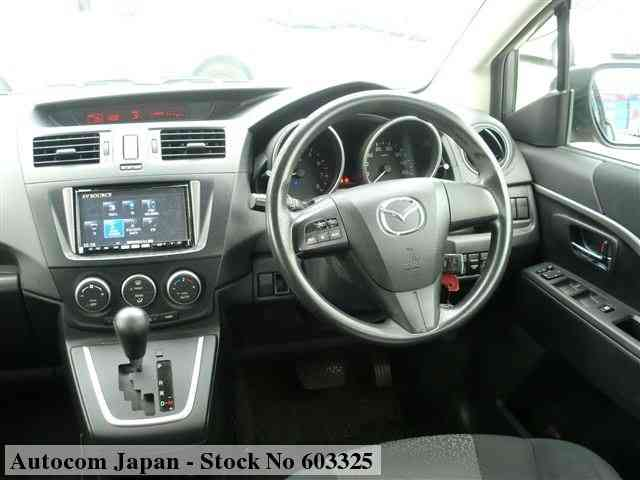 STOCK No.603325 MAZDA PREMACY Image4
