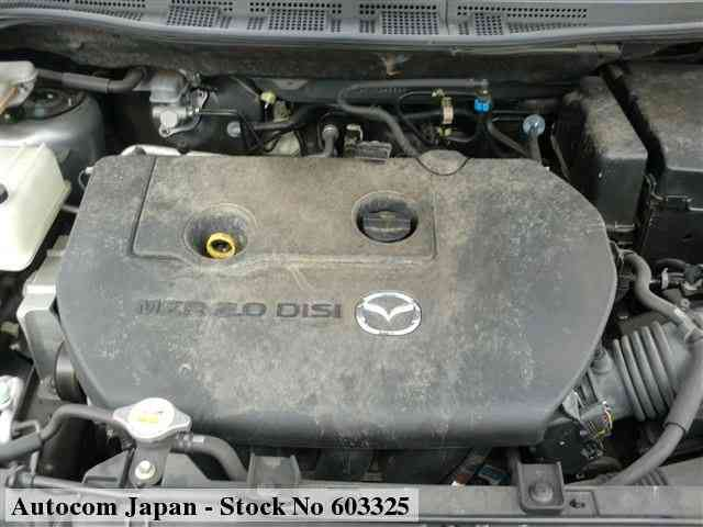 STOCK No.603325 MAZDA PREMACY Image7