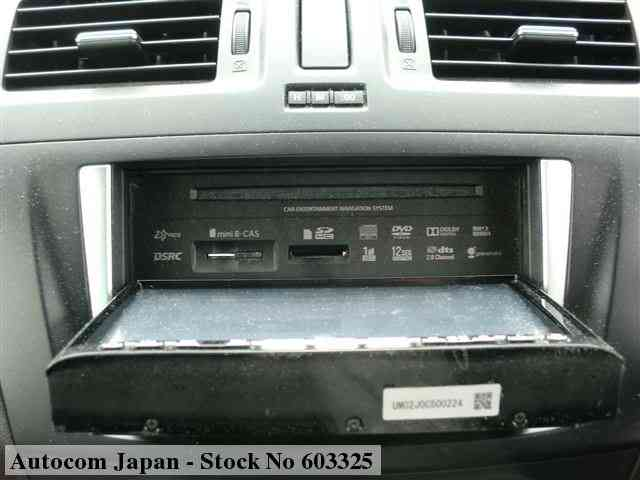 STOCK No.603325 MAZDA PREMACY Image9