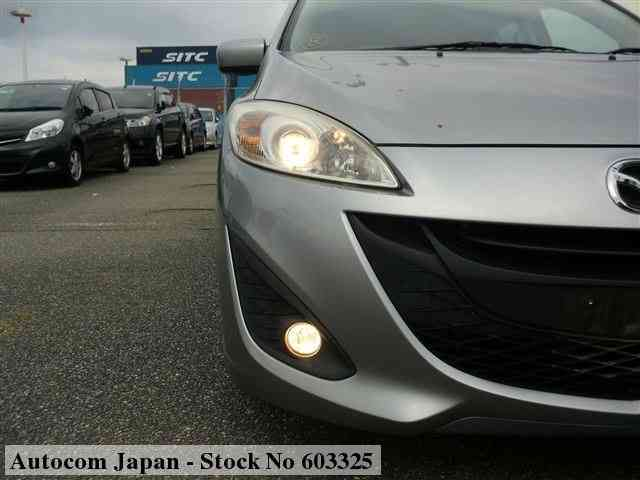 STOCK No.603325 MAZDA PREMACY Image19