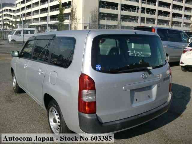STOCK No.603385 TOYOTA SUCCEED Image2